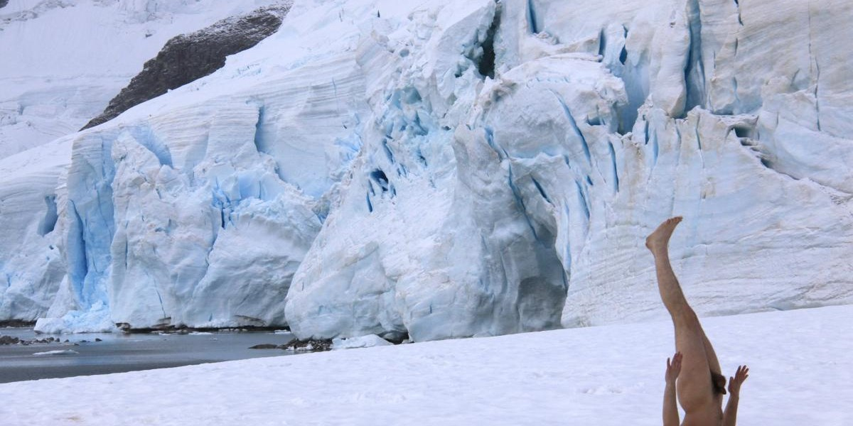Klimawandel Antarktis