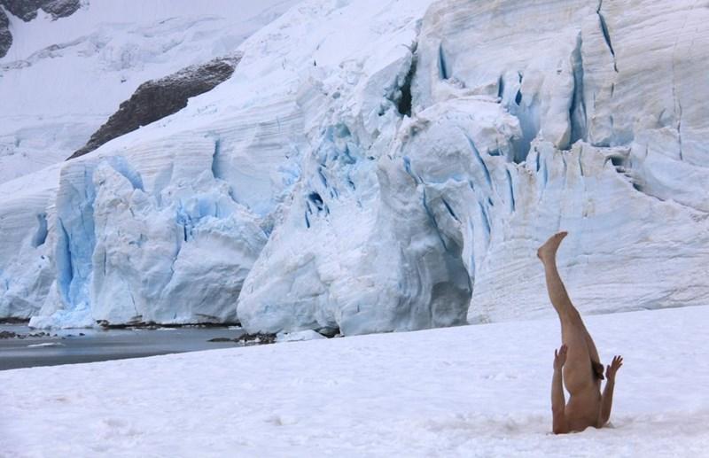 Antarktis Klimawandel