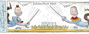 cartoon: walter schmögner