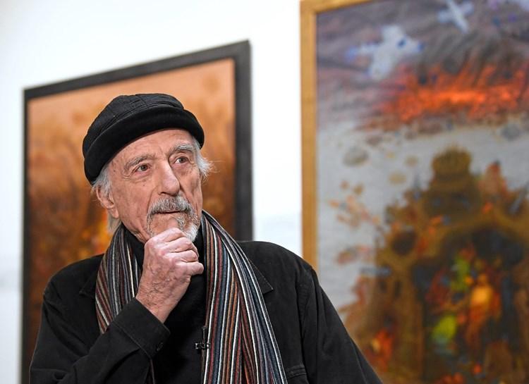 Künstler Arik Brauer Wird 90 Ich Verachte Stalin Viel Mehr