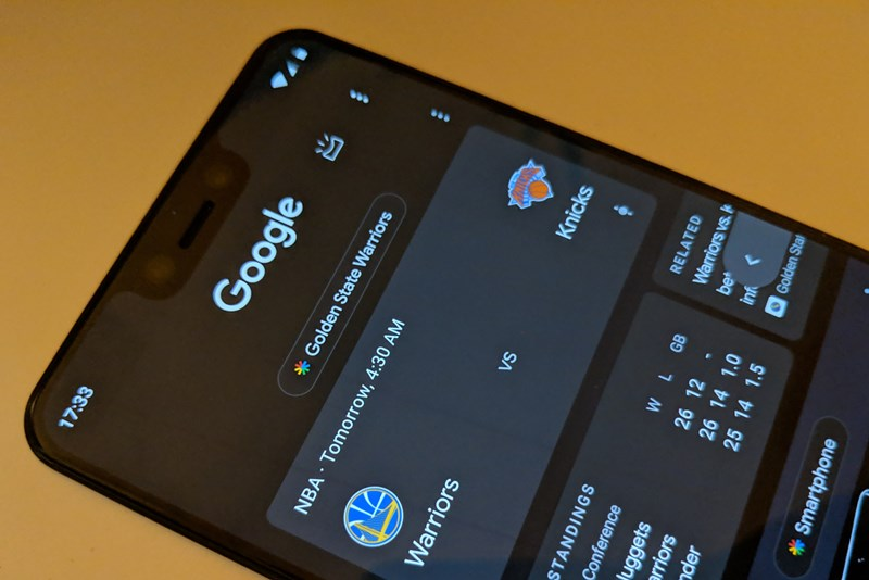Android Q soll systemweiten Dark Mode bekommen - Android