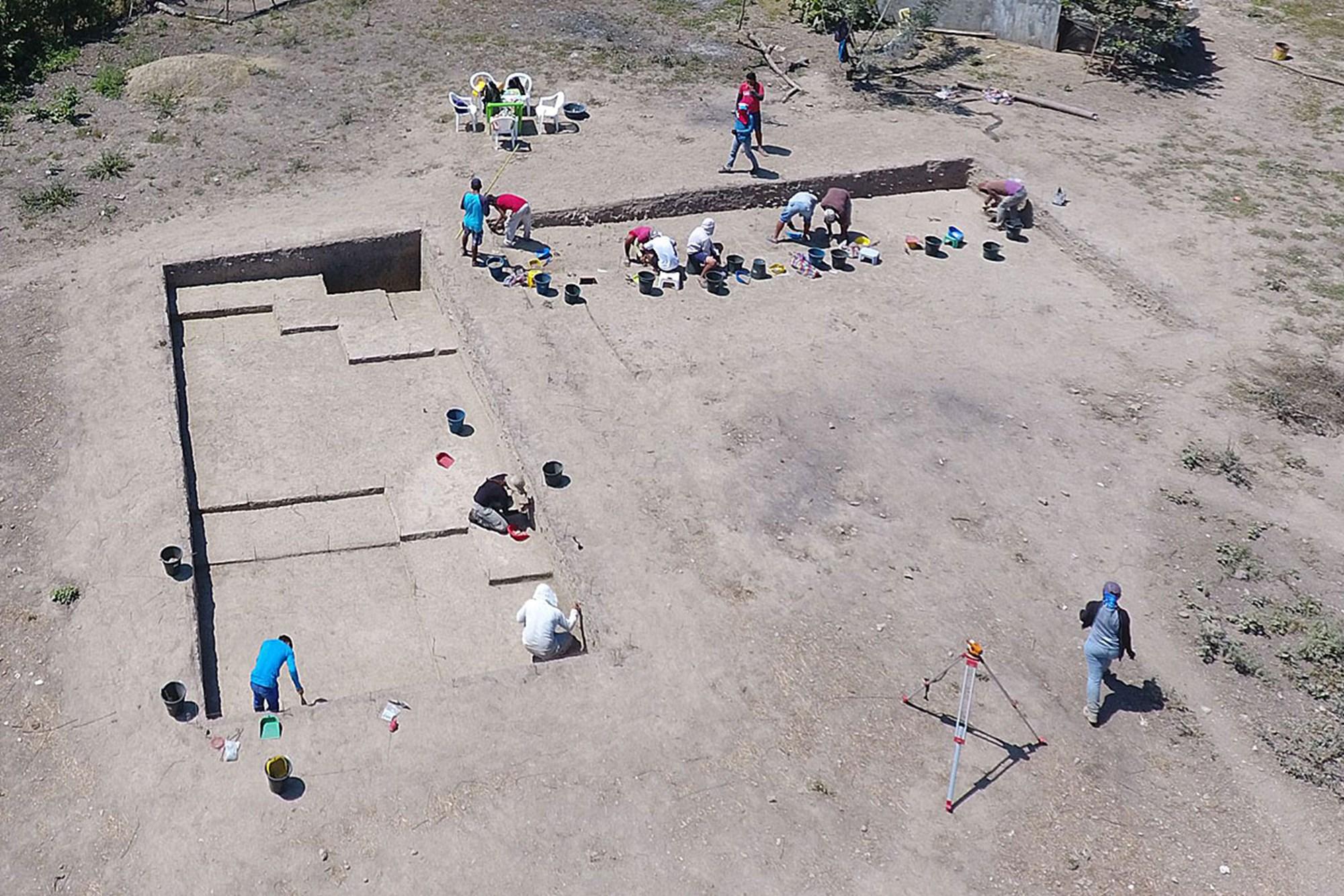Archäologen auf der Spur einer über 3.000 Jahre alten südamerikanischen Kultur