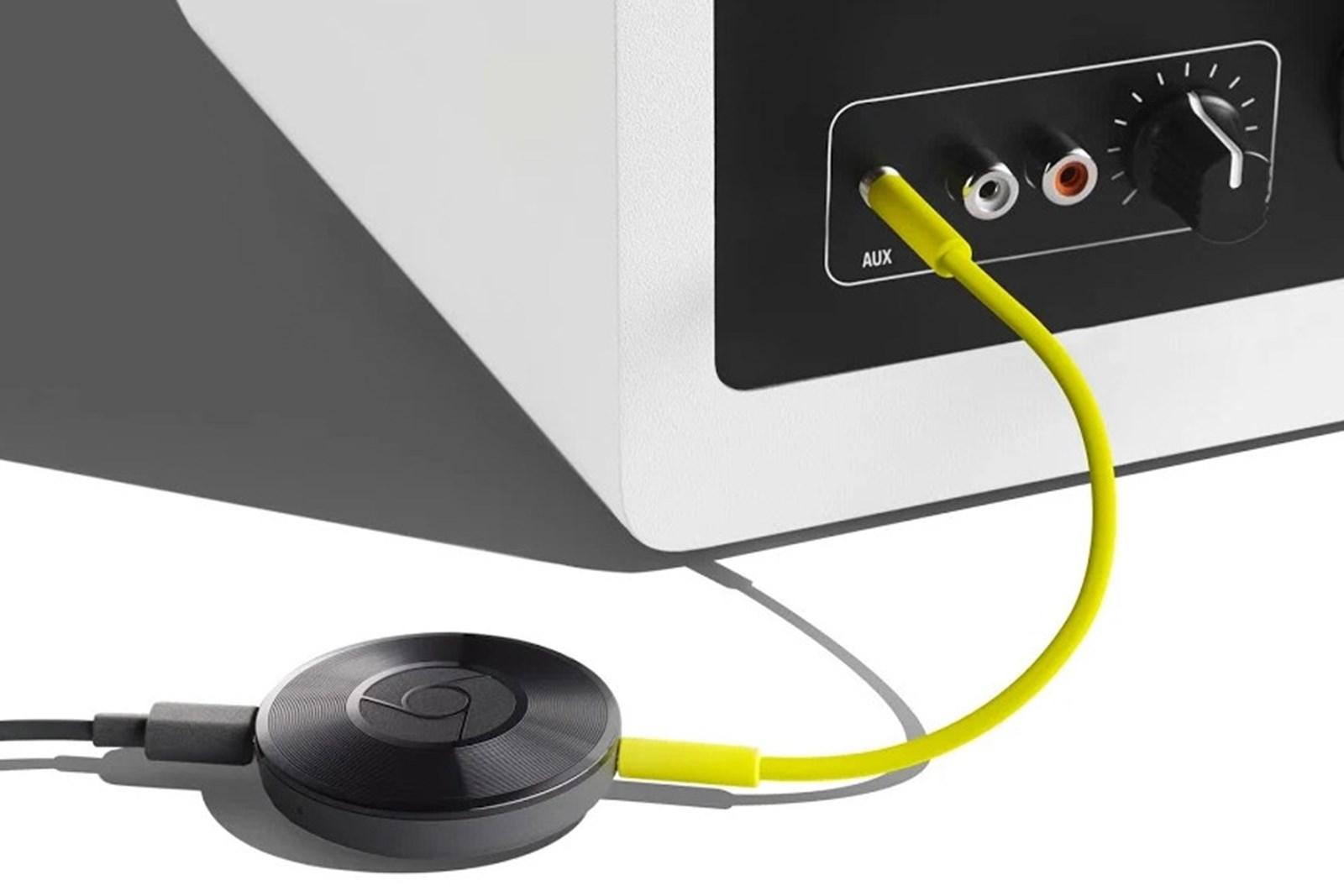 Google stellt Chromecast Audio ein