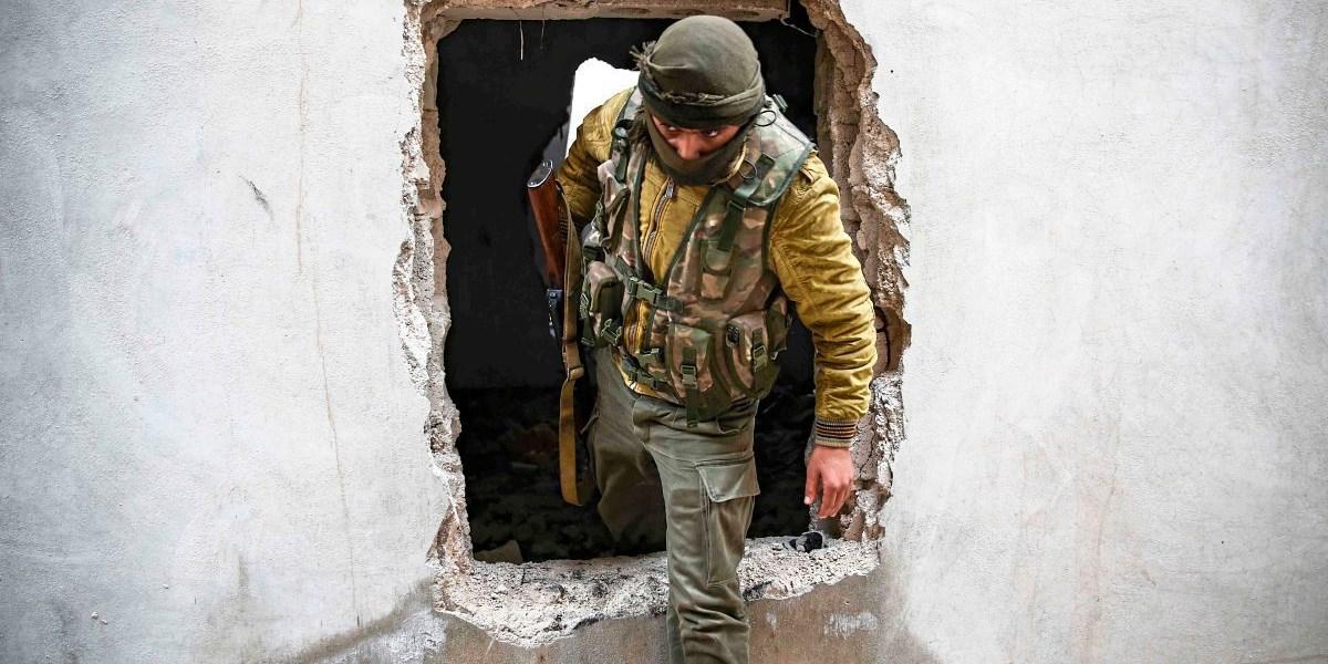 Offene russische Arme für Heimkehrer in Syrien