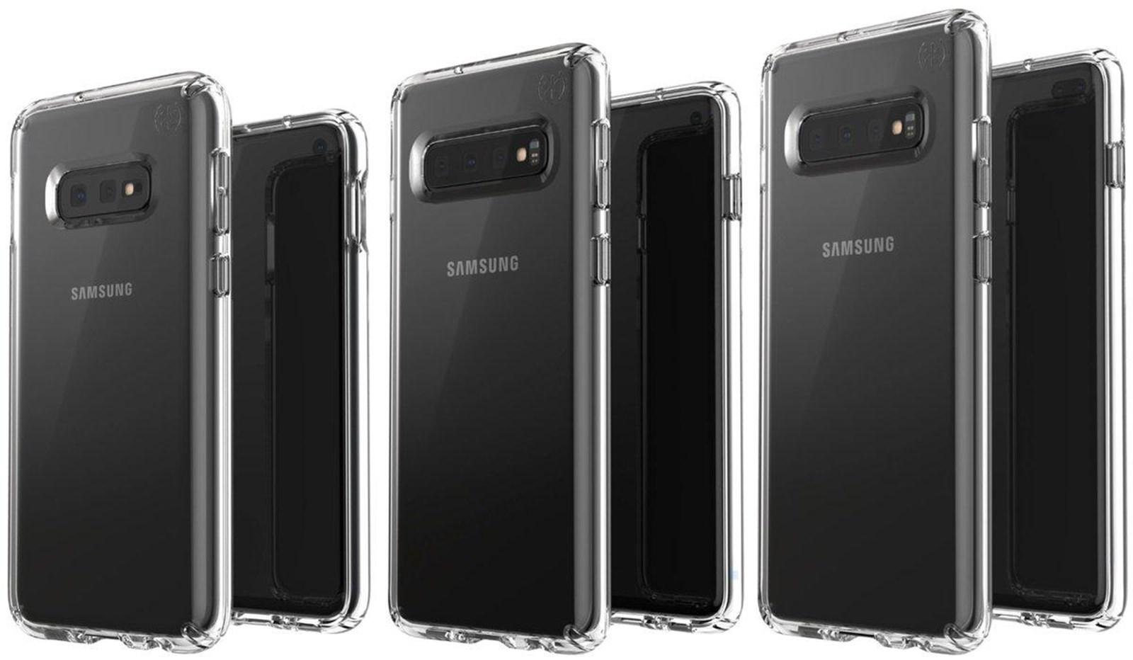 Frische Fotos sollen Samsungs neues Galaxy S10 zeigen