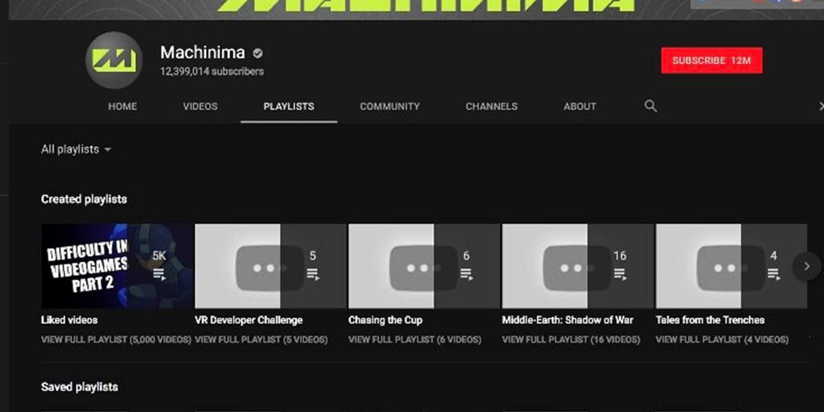 #RIPMachinma: Netz betrauert Ende von legendärem YouTube-Gaming-Kanal