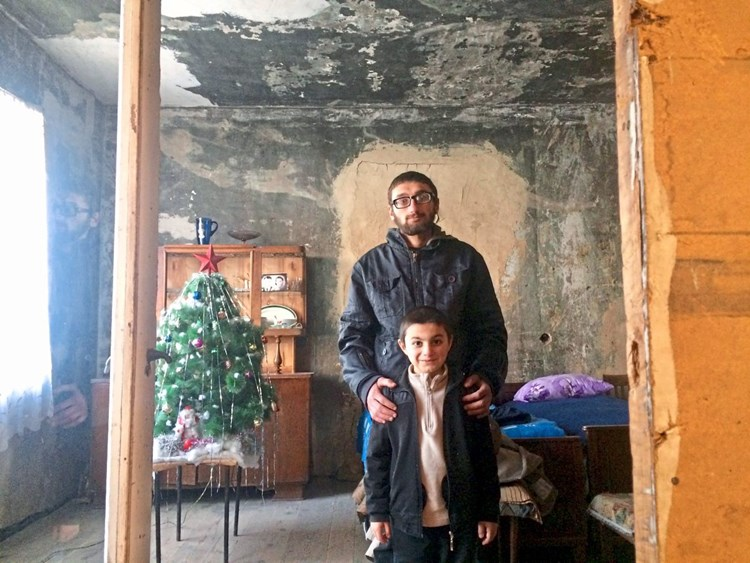 Armut Und Hoffnung In Armenien International Derstandard De International