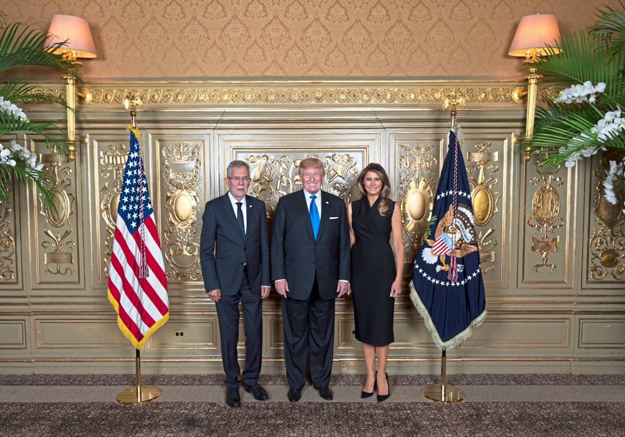 """Van der Bellen: """"Trumps USA behandeln die EU wie eine Kolonie"""""""