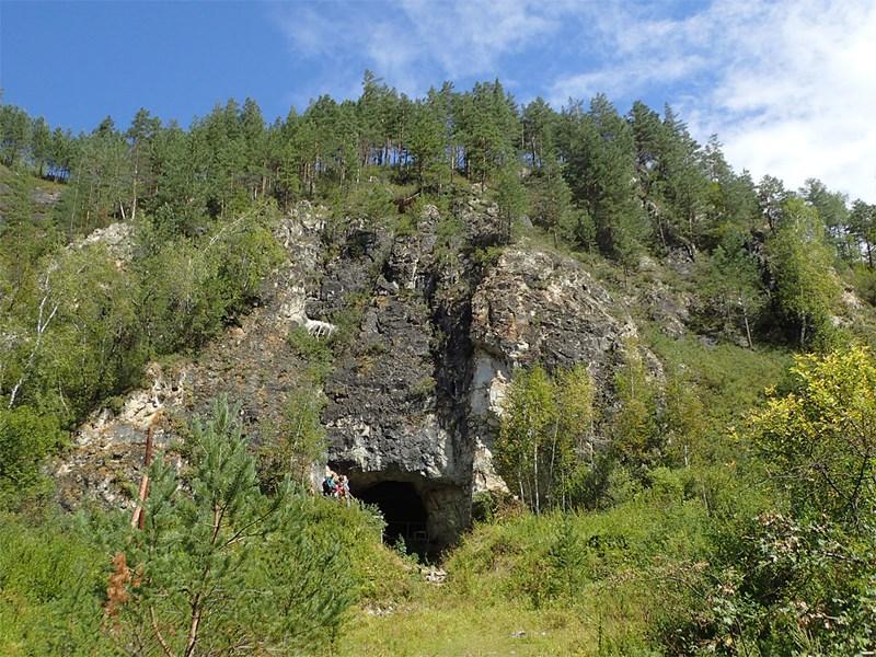 Radiokarbondatierung von Fossilien aus Höhlen