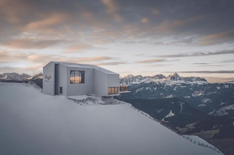 Auf Berginspektion: Viel neue Architektur in den Alpen