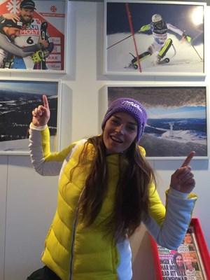 Frauen Im Skizirkus Tina Maze Innerlich Schreiend Verschließt Du
