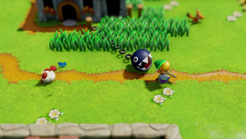 Tetris Battle Royale Und Zelda Links Awakening Remake