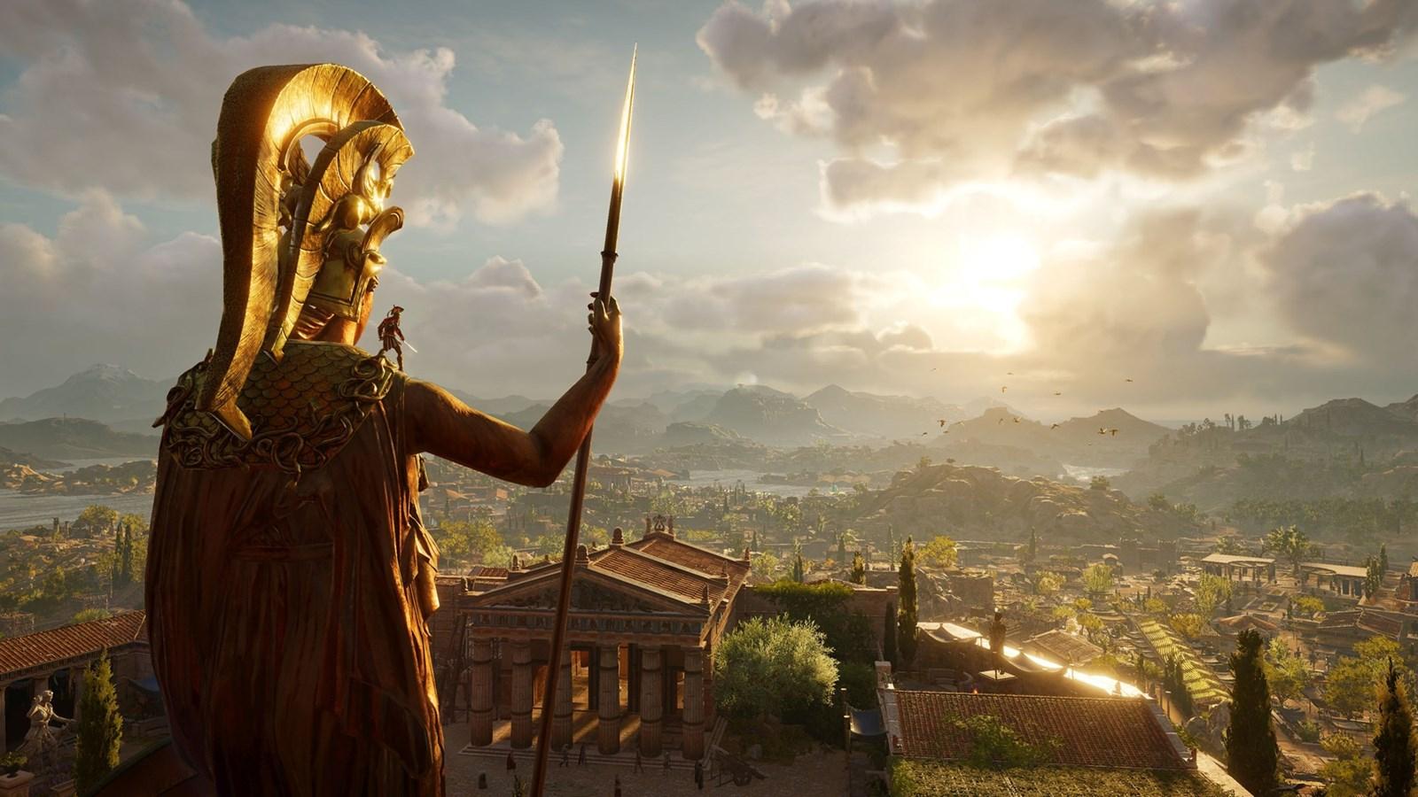 """""""Assassin's Creed"""" wird wegen großem """"Odyssey""""-Erfolg zu Rollenspiel-Franchise"""