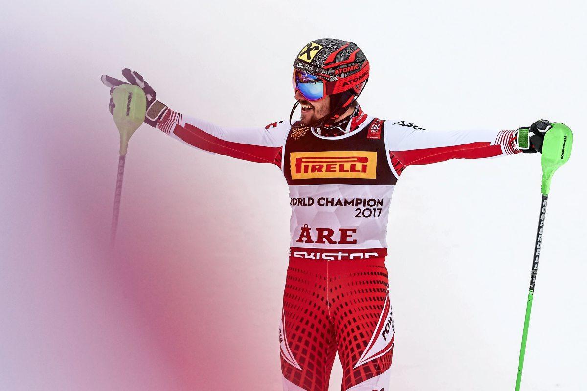 Hirscher rettet die österreichische Skiehre