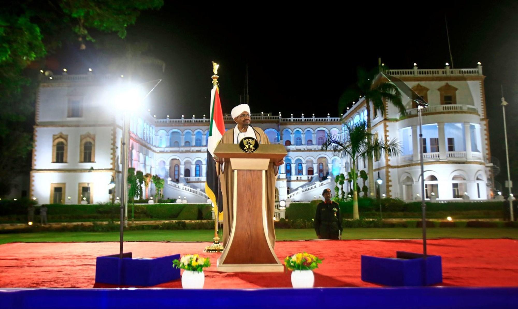 Sudan ruft einjährigen Ausnahmezustand aus