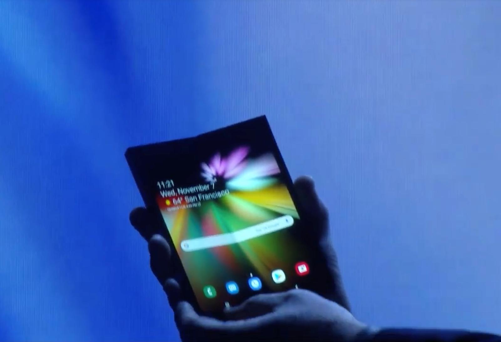 Smartphone-Revolution? Samsungs faltbares Handy ändert alles