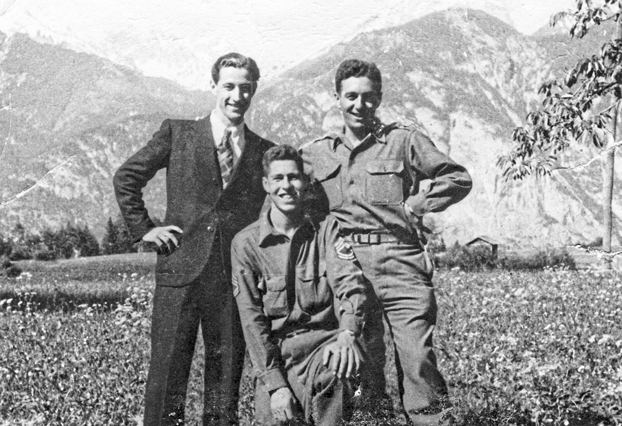 Wie jüdische Agenten die Nazis vom Kampf um Innsbruck abhielten – derStandard.at