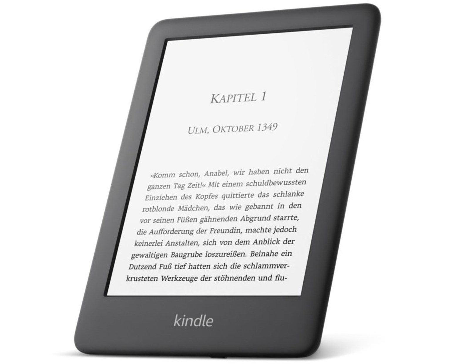 Amazon bringt neuen Kindle: Günstiger E-Reader jetzt mit