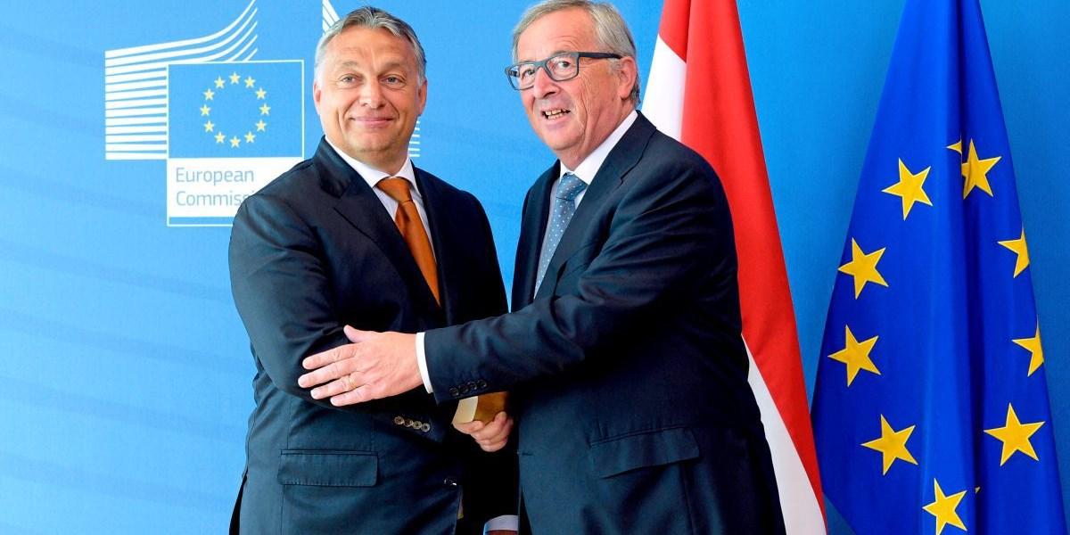 Vor EVP-Entscheidung: Juncker fordert erneut Rauswurf von Fidesz