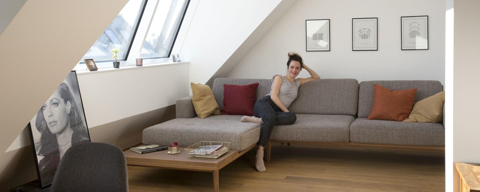 """Schauspielerin Iréna Flury: """"Möchte zu Hause nichts darstellen müssen"""""""