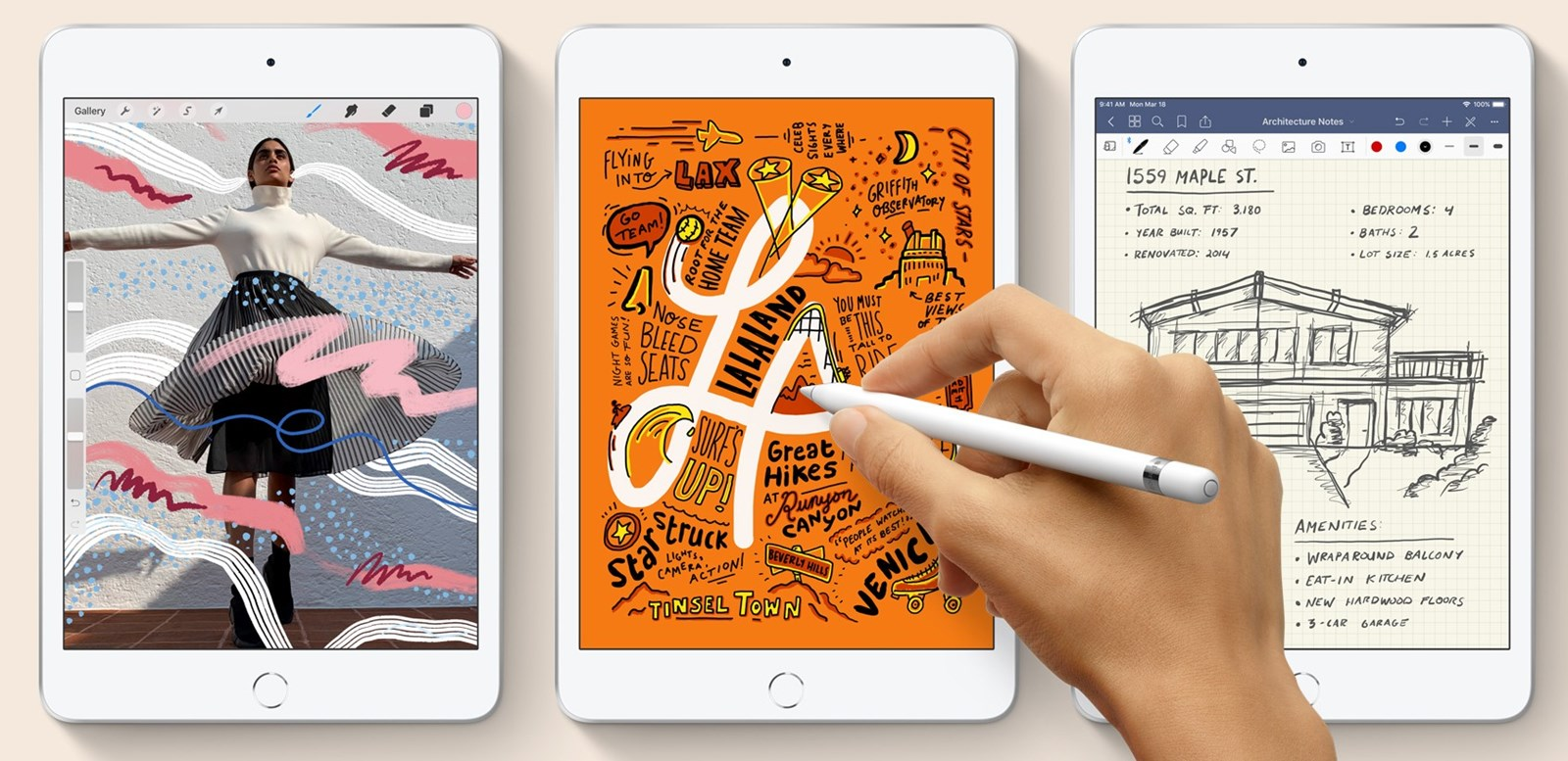 Erste Tests des iPad Mini 5: Vor allem für eingeschworene Fans