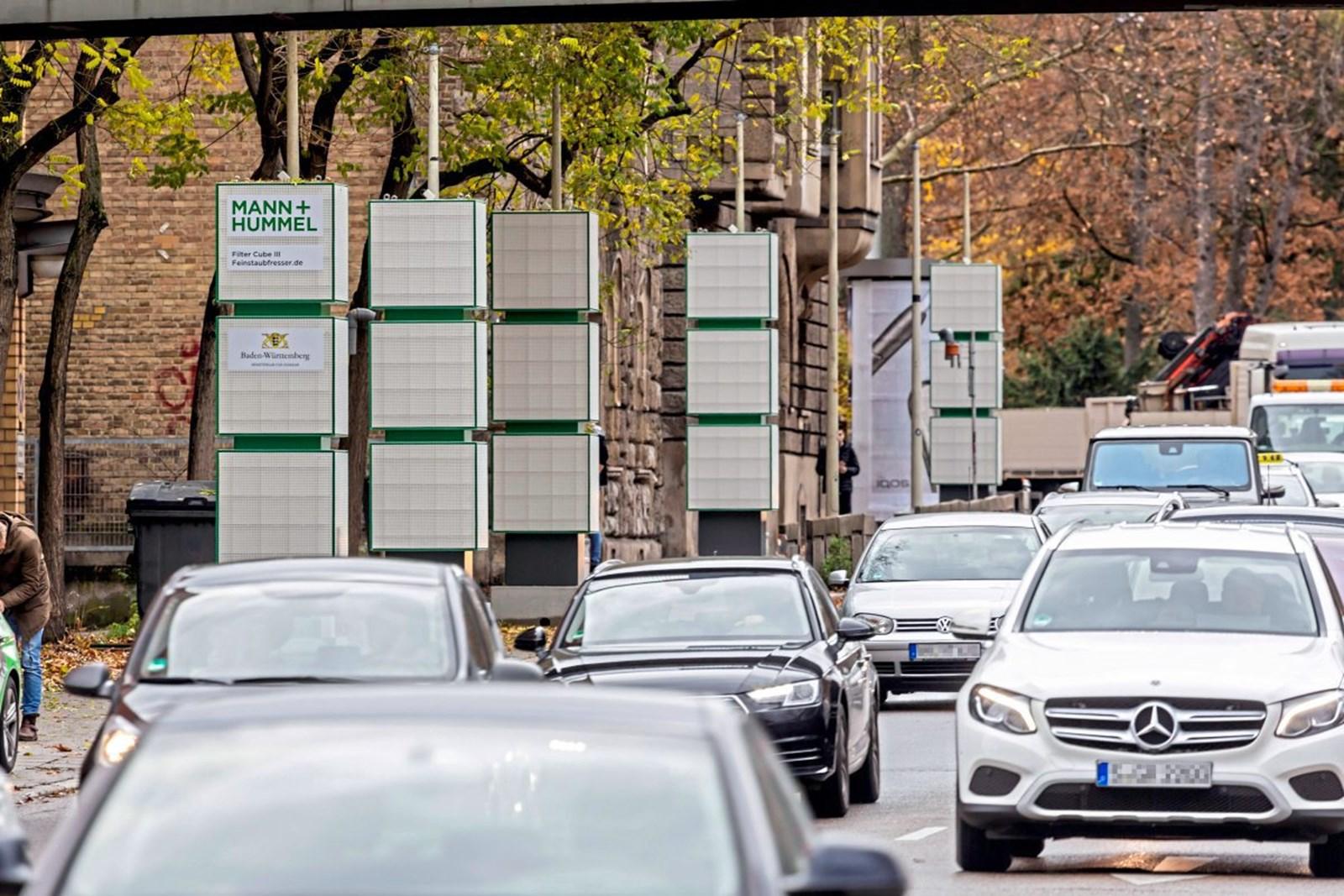 Stuttgart: Alle Macht den Autos