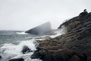 Unterwasser-Restaurant in Norwegen: 5000 Millimeter unter dem Meer