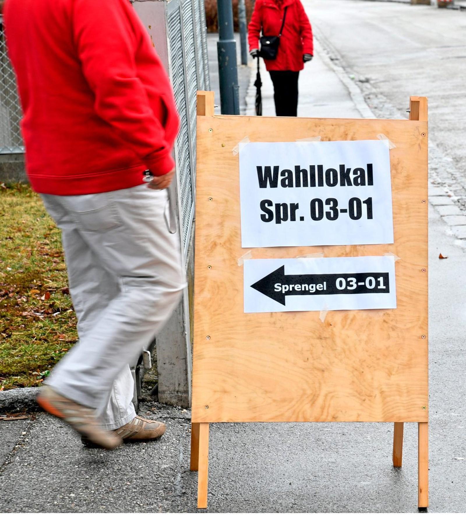 So wählten die Gemeinden in der Salzburger Stichwahl