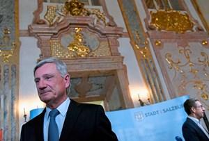 Salzburg-Wahlen: VP-Bürgermeister Preuner als Stadtchef wiedergewählt