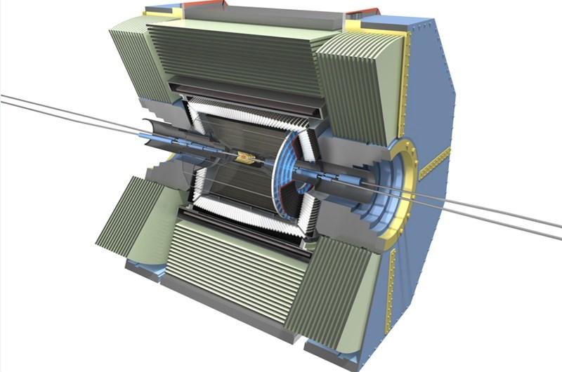 Beschleuniger soll Unterschiede zwischen Materie und Antimaterie finden