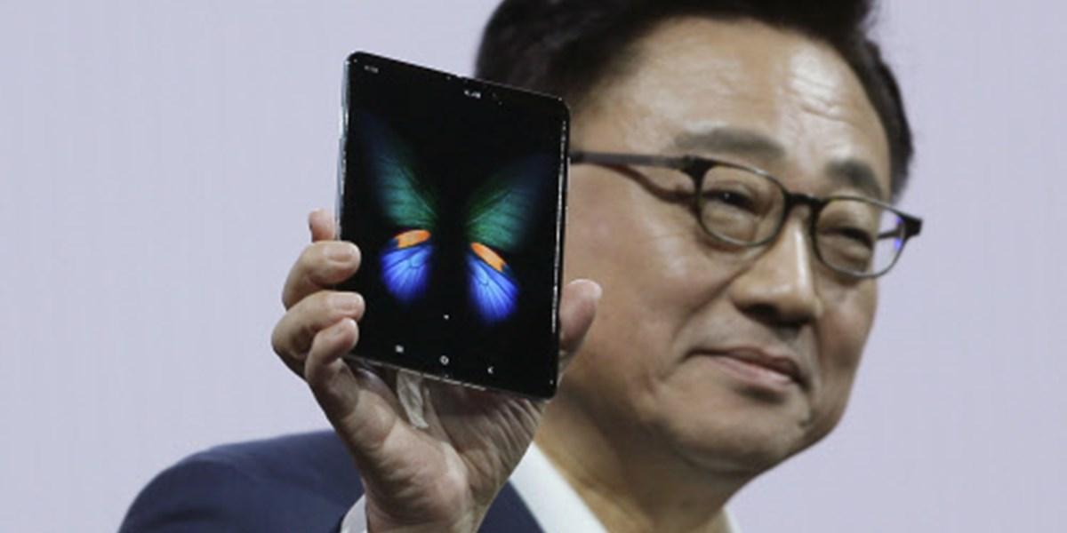 Samsung verkauft faltbares Galaxy Fold ab 3. Mai in Österreich