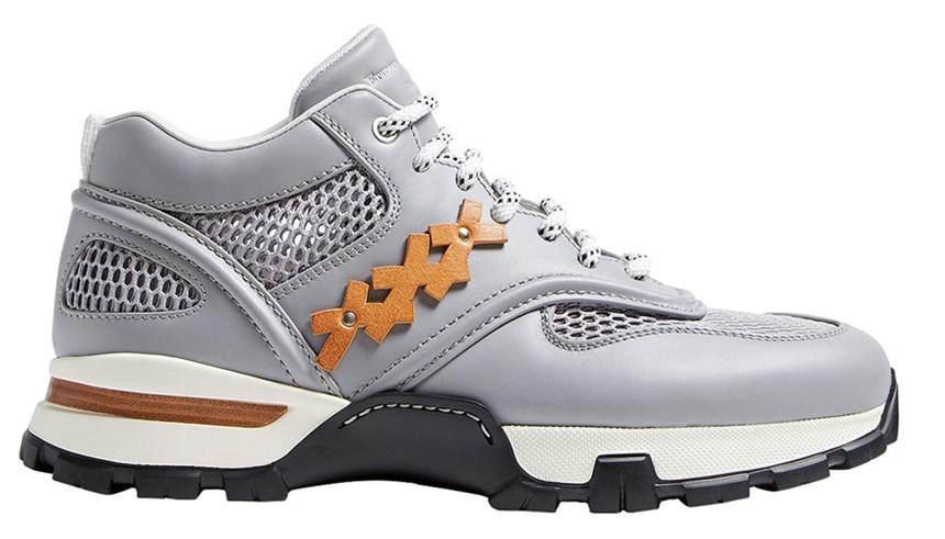 Personalisierbarer Sneaker & Meeresspargel-Duft