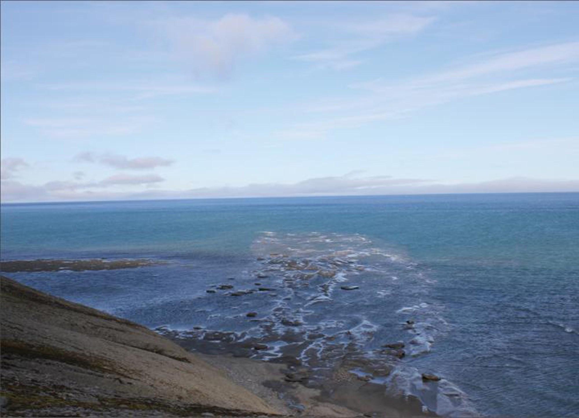 Wo das größte Flussdelta der Erdgeschichte lag – derStandard.at