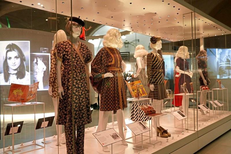 bd1a1959c582 Mehr als Minirock: Mary Quant-Retrospektive in London - Mode ...
