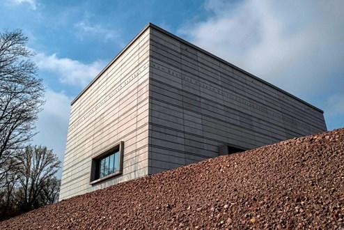 Bauhaus Museum In Weimar Trutzburg Gegen Die Schatten Der Moderne