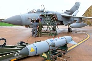 Saudis setzen im Jemen-Krieg Eurofighter und Tornados ein
