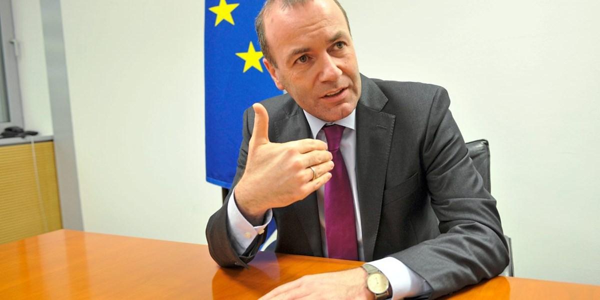 """Manfred Weber zur Migrationspolitik: """"Wir müssen jetzt zu Potte kommen"""""""