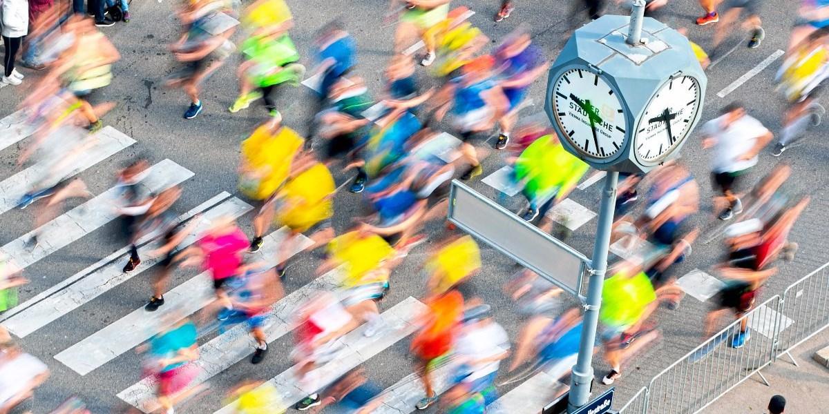 Nach dem Marathon: Jetzt bloß nicht krank werden