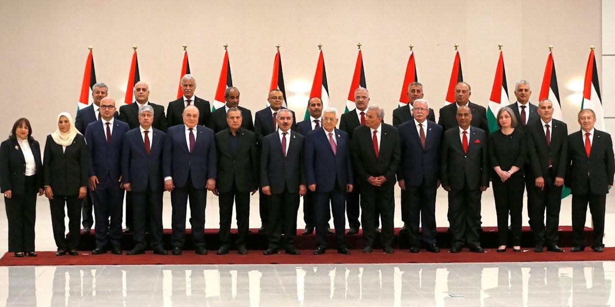 Neue Palästinenser-Regierung vereidigt