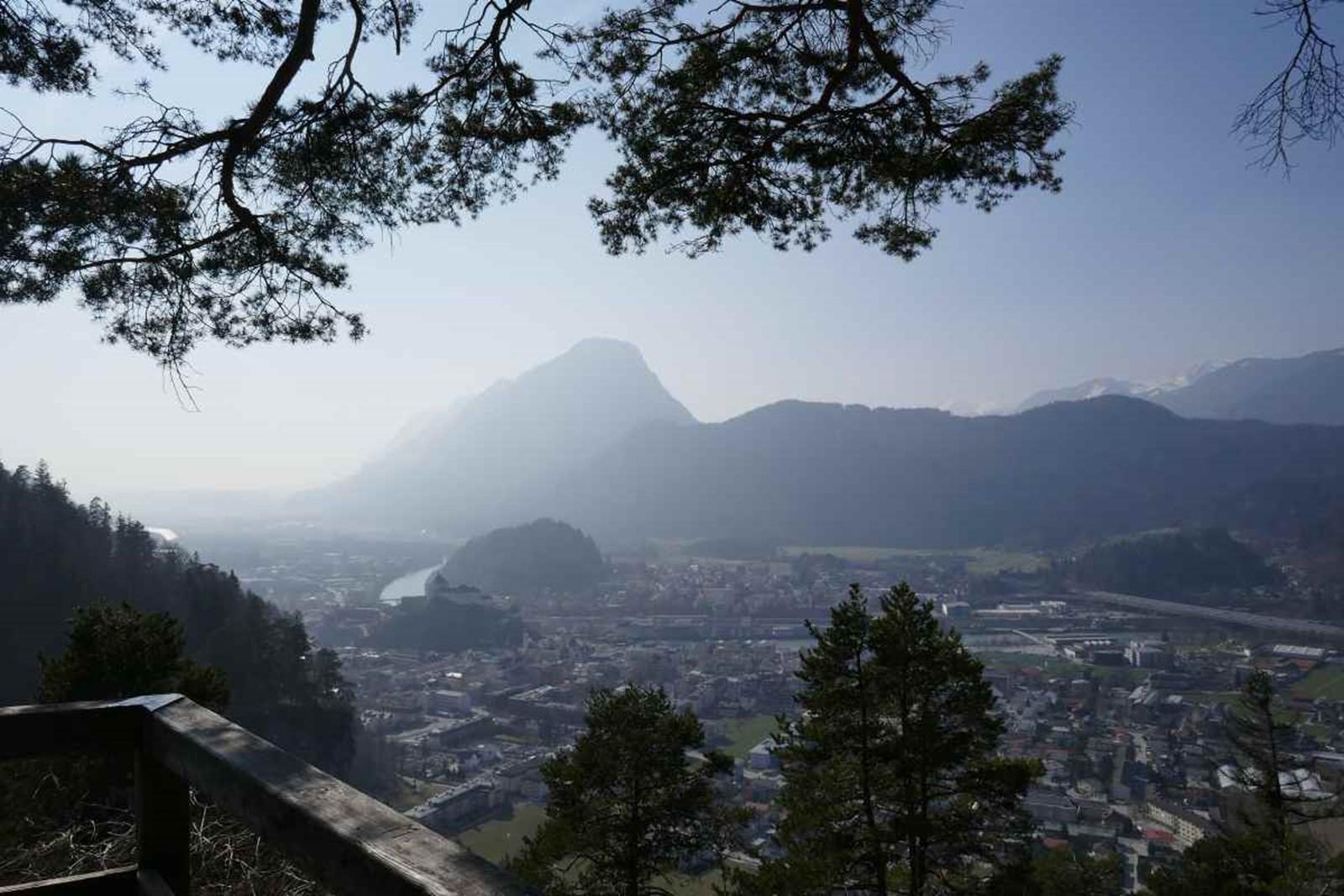 Stadt-Land-Flusswanderung in und um Kufstein