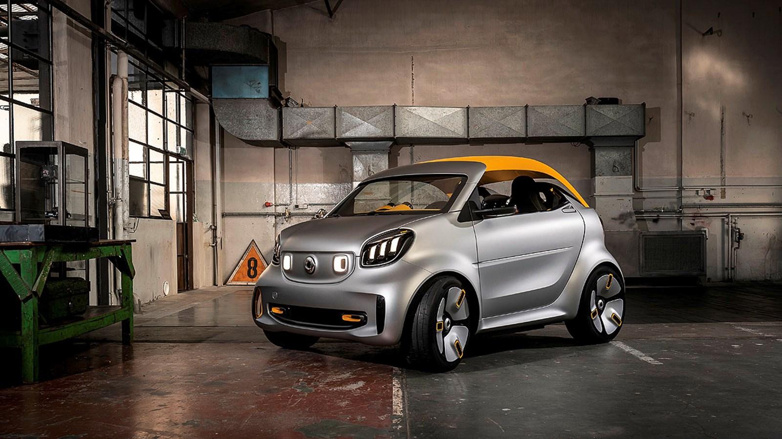 E-Autos: Es muss nicht immer SUV sein