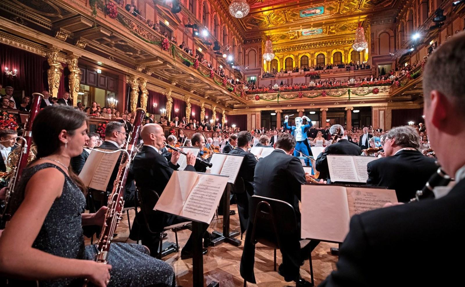Orchesterprobe mit der künstlichen Intelligenz