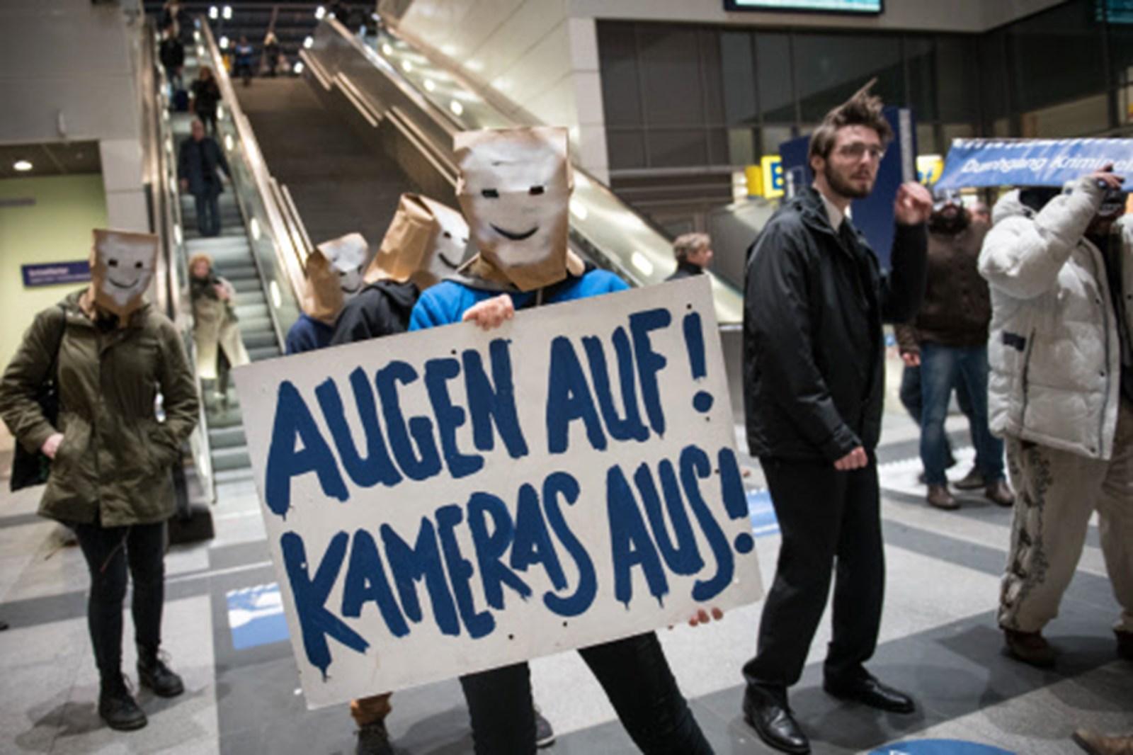 Polizei startet Ende des Jahres mit Gesichtserkennung