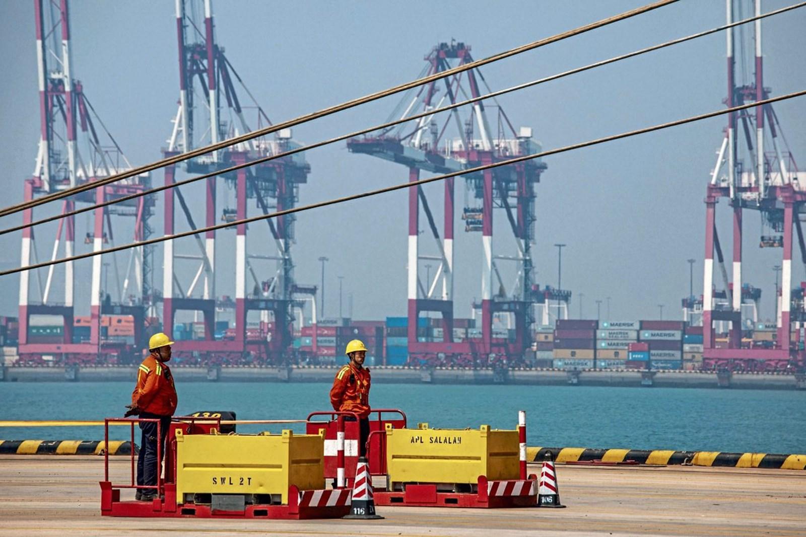 China schmückt sich vor Seidenstraßen-Gipfel mit schönen Zahlen