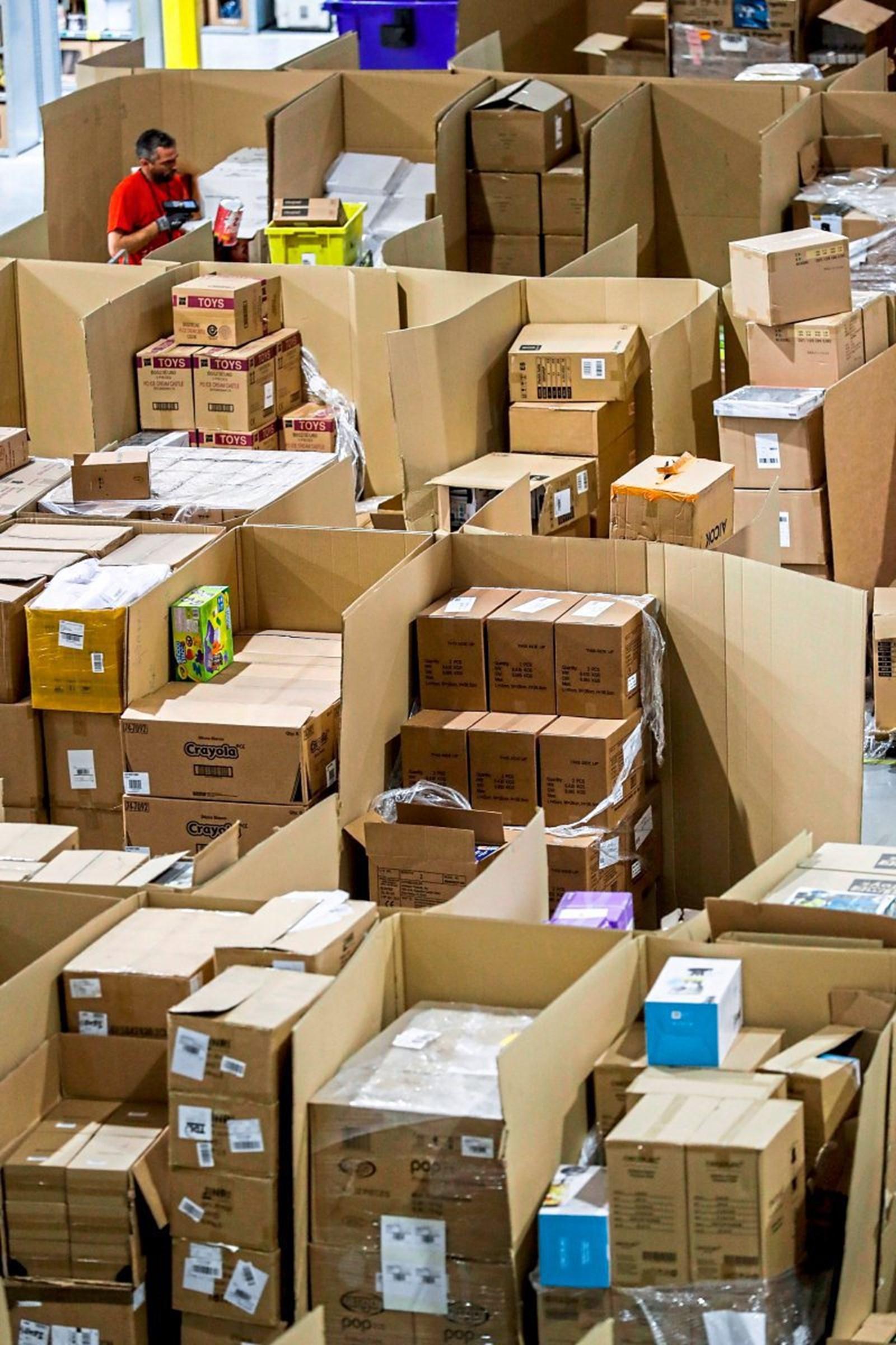 Wie die Amazon-Konkurrenz ein Konsumparadies bastelt