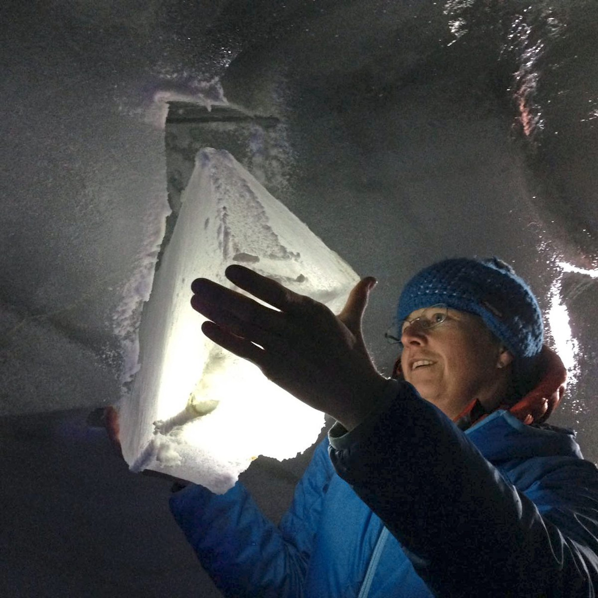 Forscher datieren Gletschereis präzise mit Quantenphysik – derStandard.at