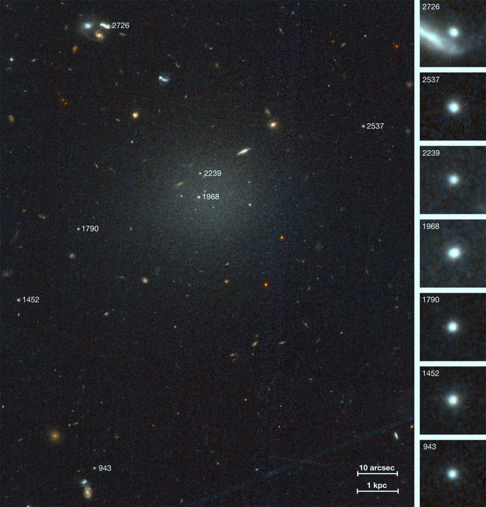 Zweite Galaxie ohne Dunkle Materie entdeckt