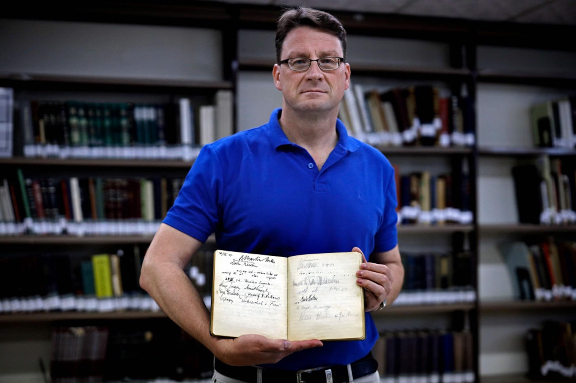 Neue Details über Jerusalem-Besuch von hochrangigem Nazi bekannt geworden – derStandard.at