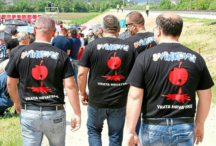 Teurer Einsatz bei Faschistentreffen in Bleiburg - Krnten