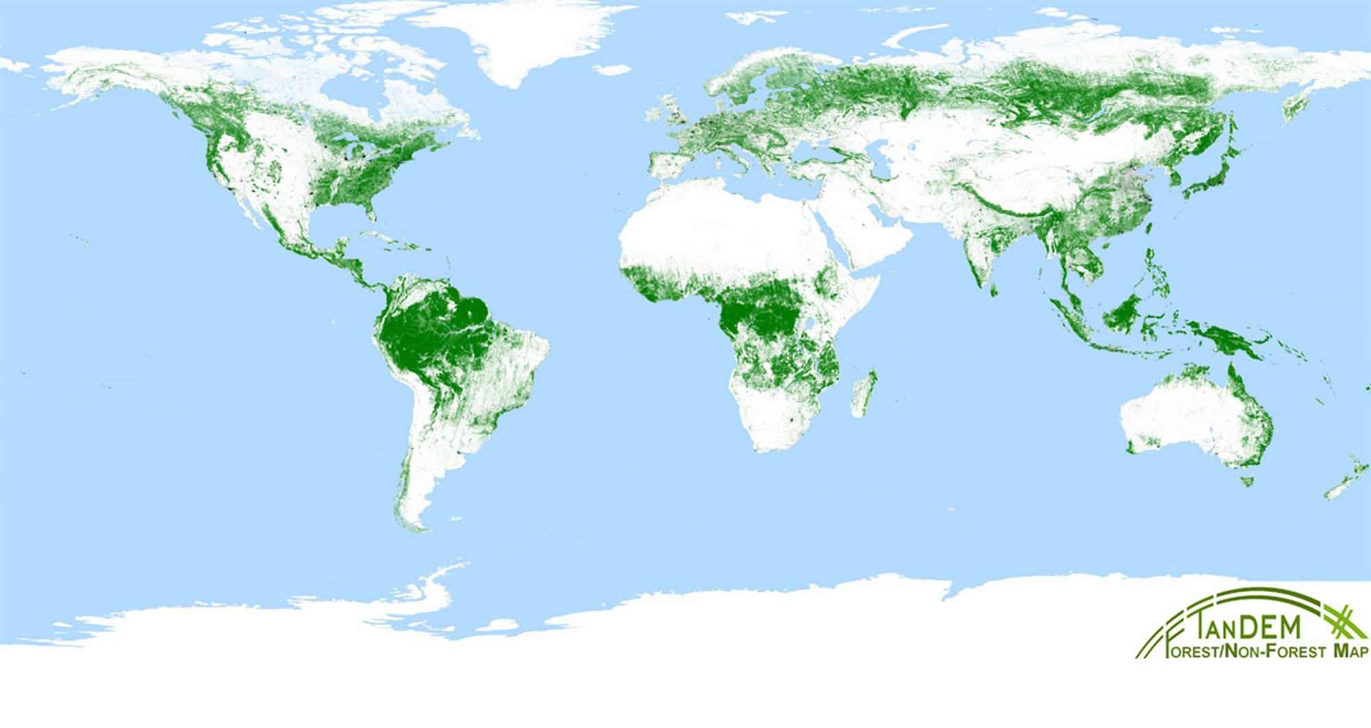 Erstmals einheitlicher Überblick über die verbliebenen Wälder der Erde – derStandard.at
